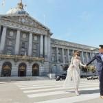[海外婚紗] Rick&Shophie@San Francisco舊金山 婚紗拍攝:Yang+Enzo 造型:張睿 Ray Makeup Artist 禮服: Alisha & Lace